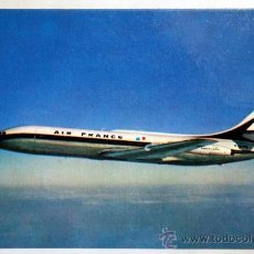 Postkarten - AVION. CARAVELLE AIR FRANCE. PHOTO BULTÉ. - 29514161