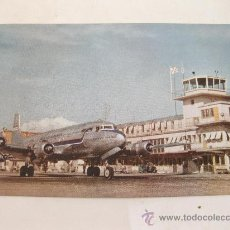 Postales: POSTAL DE SCANDINAVIAN AIRLINES SYSTEM - DOUGLAS DC-6. Lote 30561104