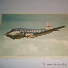 Postales: AVION SCANDINAVIAN AIRLINES SAAB SCANDIA . Lote 33474617
