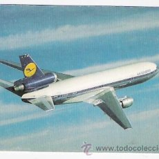 Postales: POSTAL DE AVION. Lote 35772006