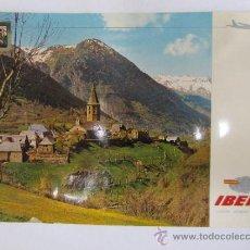 Postales: POSTAL IBERIA CIRCULADA 1966. Lote 37107259