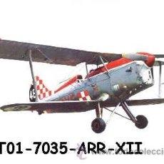 Postales: ANTIGUA POSTAL AVION BIPLANO - ARROW ACTIVE 1932 - (AÑOS 60) A ESTRENAR. Lote 38425170