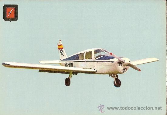 Avionetas deportivas nº3 , piper cherokee 140 - - Sold through
