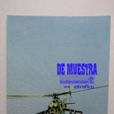 Cartes Postales: POSTALES TRANSPORTE AEREO MI-24D ESLOVENO - POSTAL AERO M. Lote 39796570