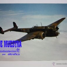 Postales: POSTALES AVION HANDLEY PAGE HAMPDEN 1 - POSTAL AERO M. Lote 39811594