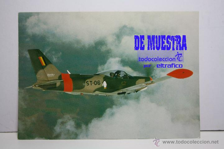 POSTALES AVION SIAI MARCHETTI SF-260M - POSTAL AERO M (Postales - Postales Temáticas - Aeroplanos, Zeppelines y Globos)