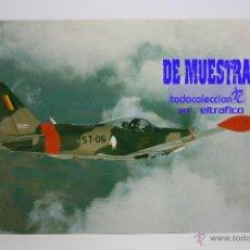 Postales: POSTALES AVION SIAI MARCHETTI SF-260M - POSTAL AERO M. Lote 39811694