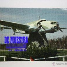 Postales: POSTALES MONUMENTO AL VUELO DEL COMMANDO FERRY - POSTAL AERO M. Lote 39811751