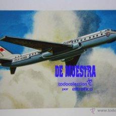 Postales: POSTALES AEROLINEA AEROFLOT RUSSIAN INTERNATIONAL AIRLINES - POSTAL AERO. Lote 226661195