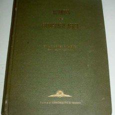Postales: APUNTES DE FOTOGRAFÍA AÉREA. DÁNEO PALACIOS, EMILIO - MADRID, EDITORIAL AERONÁUTICA, 1955..1ª EDICIO. Lote 38257276
