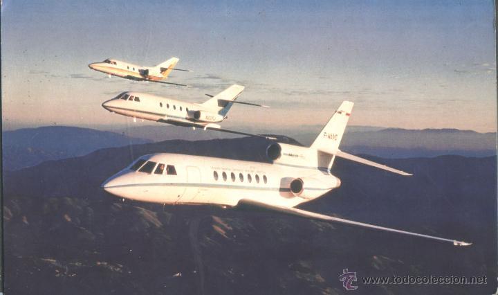 UNIJET DEUTSCHLAND GMBH - J (Postales - Postales Temáticas - Aeroplanos, Zeppelines y Globos)