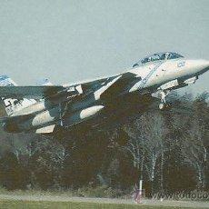 Postales: AVION F-14B TOMCAT. Lote 52029055