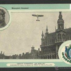 Postales: POSTAL AVIACION - PUBLICIDAD SOLUCION PATAUBERGE- REVERSO EN ESPAÑOL TARJETA POSTAL -(3432). Lote 43319815