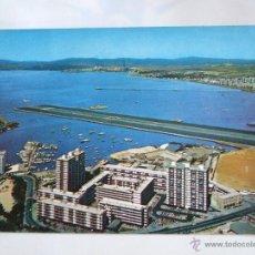 Postcards - POSTAL GIBRALTAR - VISTA DEL AEROPUERTO - 43760708