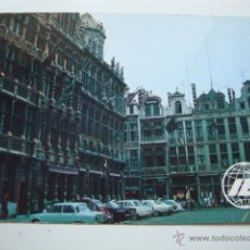 Postales: POSTAL DE AVION, IBERIA, CON SELLO, ORIGINAL AÑO 1964 LOT100. Lote 43810841
