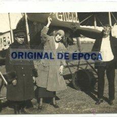 Postales: (PS-40797)POSTAL FOTOGRAFICA AEROPLANO GRECO. Lote 44304432