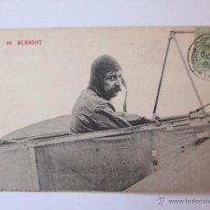 Postales - Bleriot. Circulada 1909. - 45162851
