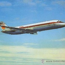 Postales: DOUGLAS DC-9-1972-IBERIA. Lote 46872985