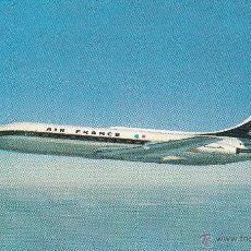 Postkarten - Nº 21097 POSTAL AVION AIR FRANCE CARAVELLE - 47072834