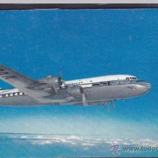Postales: POSTAL AVION COMPAÑIA PAN AMERICAN WORLD AIRLINES . Lote 51712961