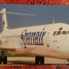 Cartes Postales: SPANAIR MD-83. Lote 53173282