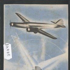 Postales: AIR FRANCE - POSTAL DE AVION - (39648). Lote 53439100
