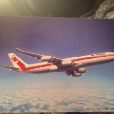 Postcards - POSTAL AVION AIR PORTUGAL - 53833238
