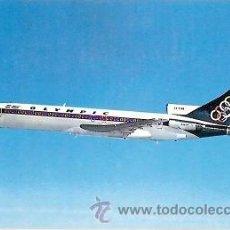 Postales: POSTAL A COLOR OLYMPIC AIRWAYS BOEING 727 200. Lote 54039464