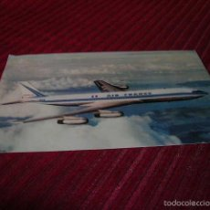 Postales: ANTIGUA POSTAL. BOEING 707 INTERCONTINENTAL . Lote 55696965