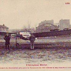 Postales: L AEROPLANE BLÈRIOT. Lote 57186778