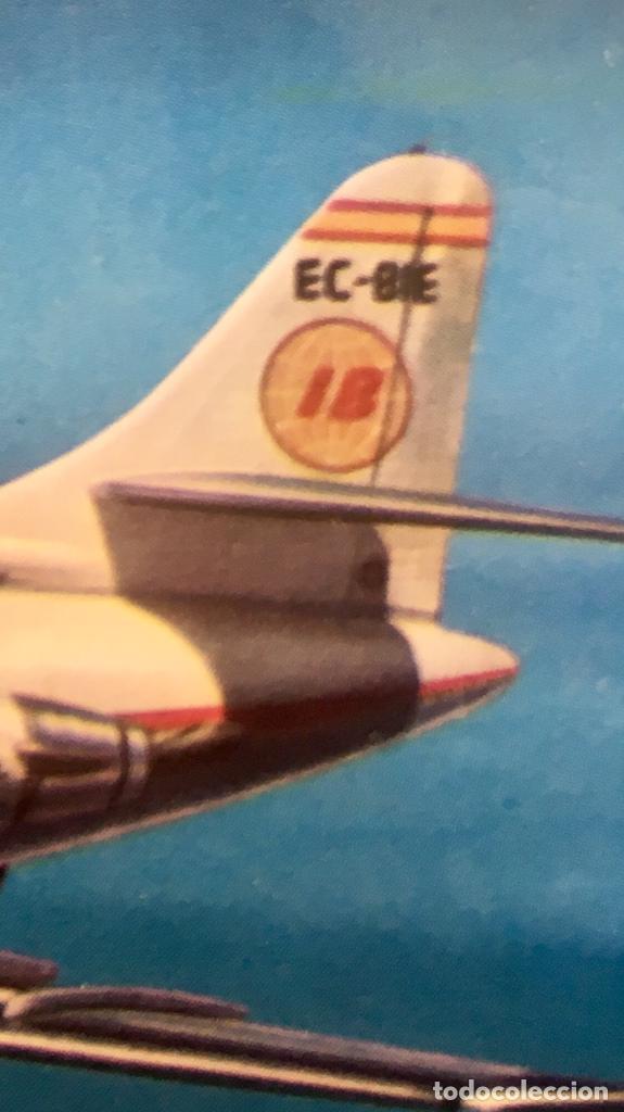 Postales: Iberia caravelle C-R ex- BIE foto postal - Foto 7 - 64460047