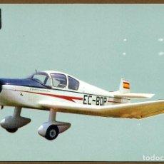 Postales: POSTAL AVIONETAS DEPORTIVAS - REAL AERO CLUB SABADELL. Lote 67861125