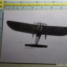 Postales: POSTAL DE AVIACIÓN AERONÁUTICA AVIONES. AÑO 1962. AVION BLERIOT XI EN 1909. 288. Lote 68784473
