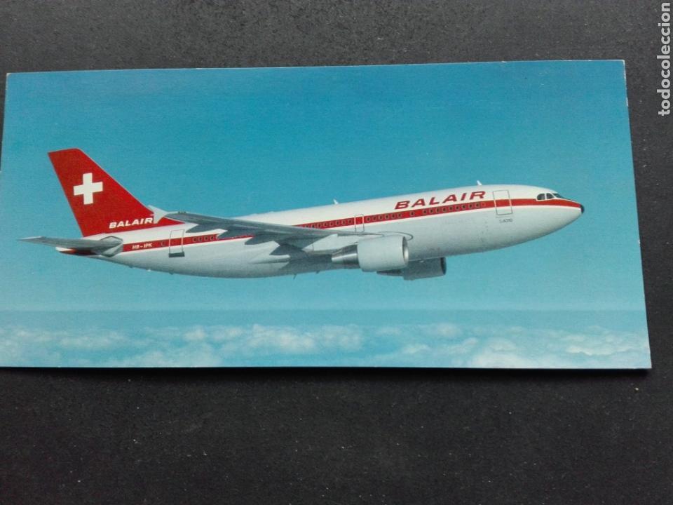 AIRBUS INTERCONTINENTAL 21X10 (Postales - Postales Temáticas - Aeroplanos, Zeppelines y Globos)