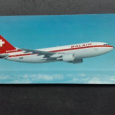 Postales: AIRBUS INTERCONTINENTAL 21X10. Lote 71074167