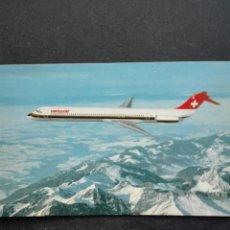 Postales: MCDONALD'S DOUGLAS DC 9 81. Lote 71096261