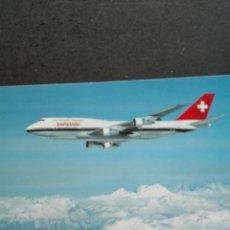Postales: BOEING 747 357. Lote 71096437