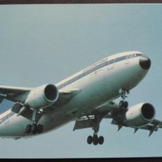 Postales: LUFTHANSA AIRBUS A310. Lote 71097157