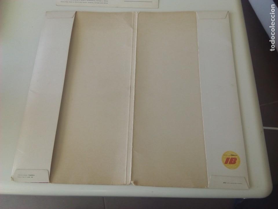 Postales: Carpeta Iberia + 2 postales. - Foto 5 - 71660143