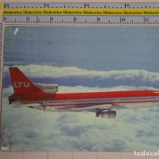 Postcards - POSTAL DE AVIACIÓN AERONÁUTICA AVIONES. AVIÓN LTU TRISTAR L-1011. 799 - 72081995