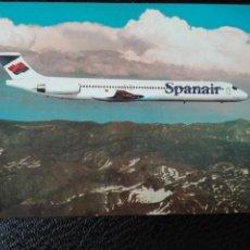 Postales: SPANAIR. Lote 74682166
