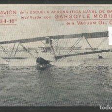 Postales: POSTAL ANTIGUA - PUBLICIDAD HIDROAVION MACCHI 18 - VER FOTOS -(46.429). Lote 74900383