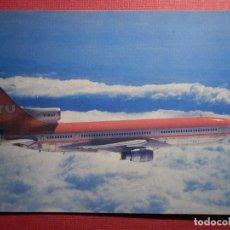Postales: POSTAL - AVION - TRISTAR L-1011-1 - LTU - DRESSIER & SCHREINER -. Lote 75637767