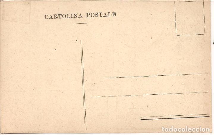 Postales: POSTAL, HIDROAVIÓN, VUELO ENTRE EUROPA-ÁFRICA AMÉRICA Y EUROPA, POSTAL ITALIANA, SIN CIRCULAR - Foto 2 - 77408765