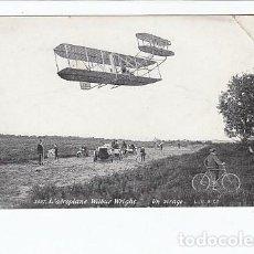 Postcards - L'AEROPLANE WILBUR WRIGHT. UN VIRAGE - 85341604