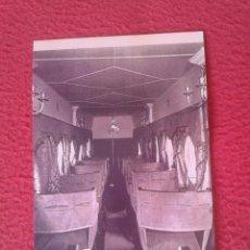 Postales: POSTAL POST CARD THE NOSTALGIA POSTCARD, VINTAGE 1919 NEW LONDON TO PARIS LUXURY PLANE AVIÓN LUJO. Lote 87712216