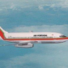 Postales: POSTAL TAP. AIR PORTUGAL. AEROLINEAS. BOEING 737. Lote 88362028