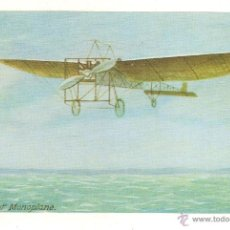 Postcards - THE BLERIOT MONOPLANE (1909) - E. ANTALBE (REPRODUCCION) - S/C - 88520876