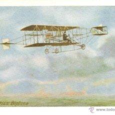 Postales: THE CURTISS BIPLANE (1909) - E. ANTALBE (REPRODUCCION) - S/C. Lote 88521112