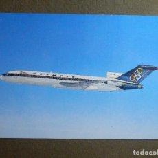 Postales: POSTAL - AVIONES - AVION - OLYMPIC AIRWAYS - BOING 727-200 - NE - NC. Lote 95781479